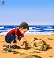 Syrian Boy 8