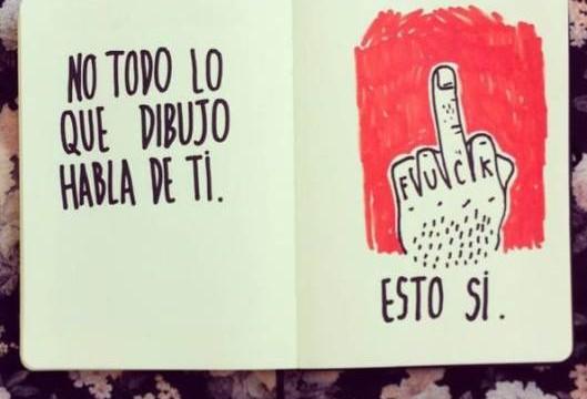 Ilustraciones para entender el desamor: Alfonso Casas