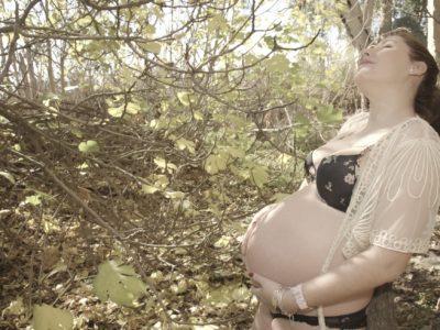 Fotografía para futuras mamás: Silvia y Martina